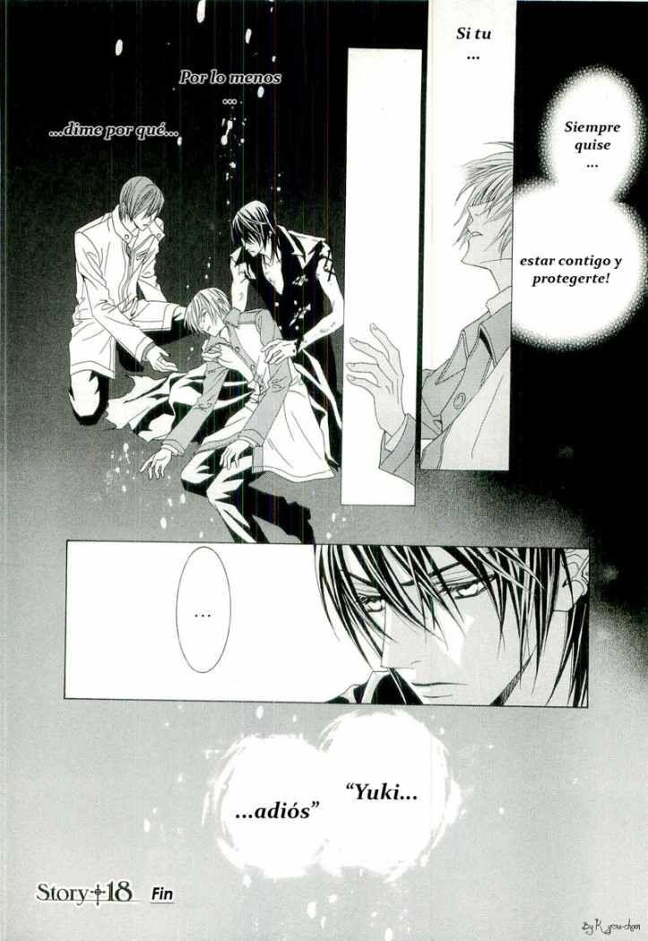Uragiri wa Boku no Namae wo Shitteiru 18 página 36 - Leer Manga en Español gratis en NineManga.com