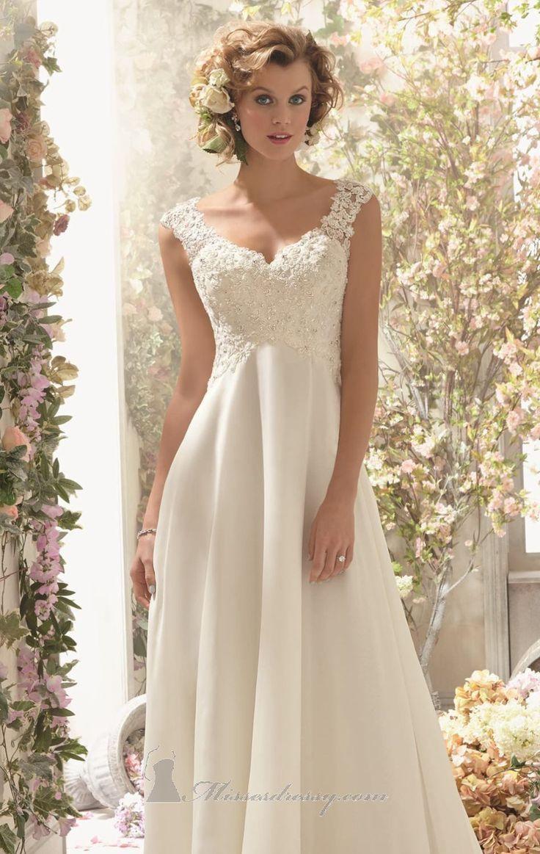 2018 Wedding Dress Empire Waist - Best Dresses for Wedding Check ...