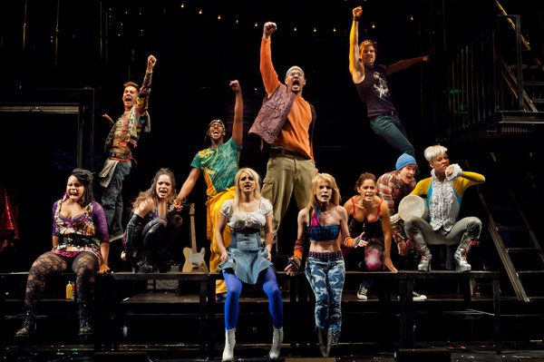 Downsizing Rent For A New Run Published 2011 Rent Musical Costumes Rent Musical Theatre