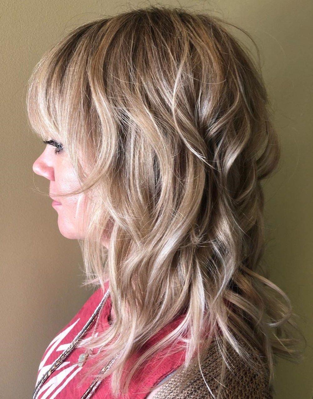50 Gorgeous Medium-Length Shag Haircuts for All Hair Types in 2020 | Medium  shag haircuts, Shag haircut, Modern shag haircut