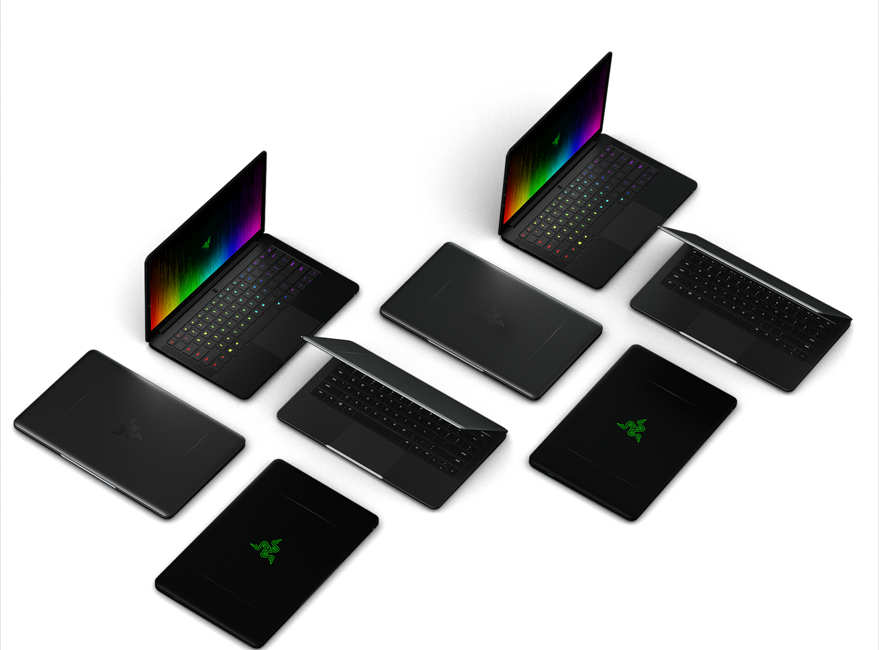 The New Razer Blade Stealth Has The Latest 7th Gen Intel Core Processors Up To 16gb Of Ram The Most Visually Stunning 12 5 Razer Blade Razer Gaming Laptops