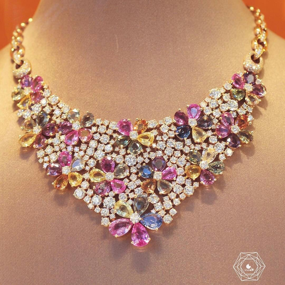 Always amazing bulgariofficial love this necklace with sparkling