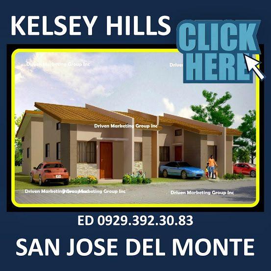 San Jose Apartments Cheap: Kelsey Hills San Jose Del Monte Bulacan