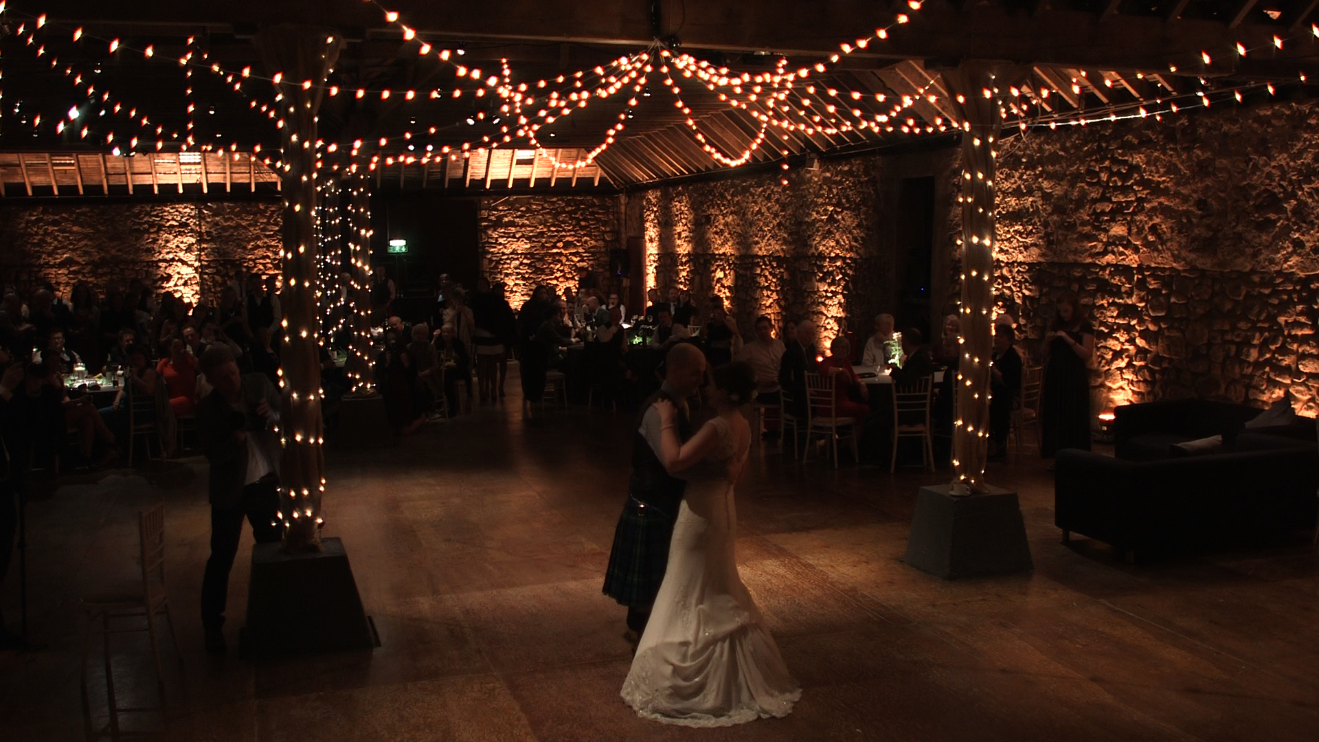 Wedding Venues In Scotland Kinkell Byre A Nicely Converted Farm Building The Coast Beautiful VenuesSt AndrewsWedding