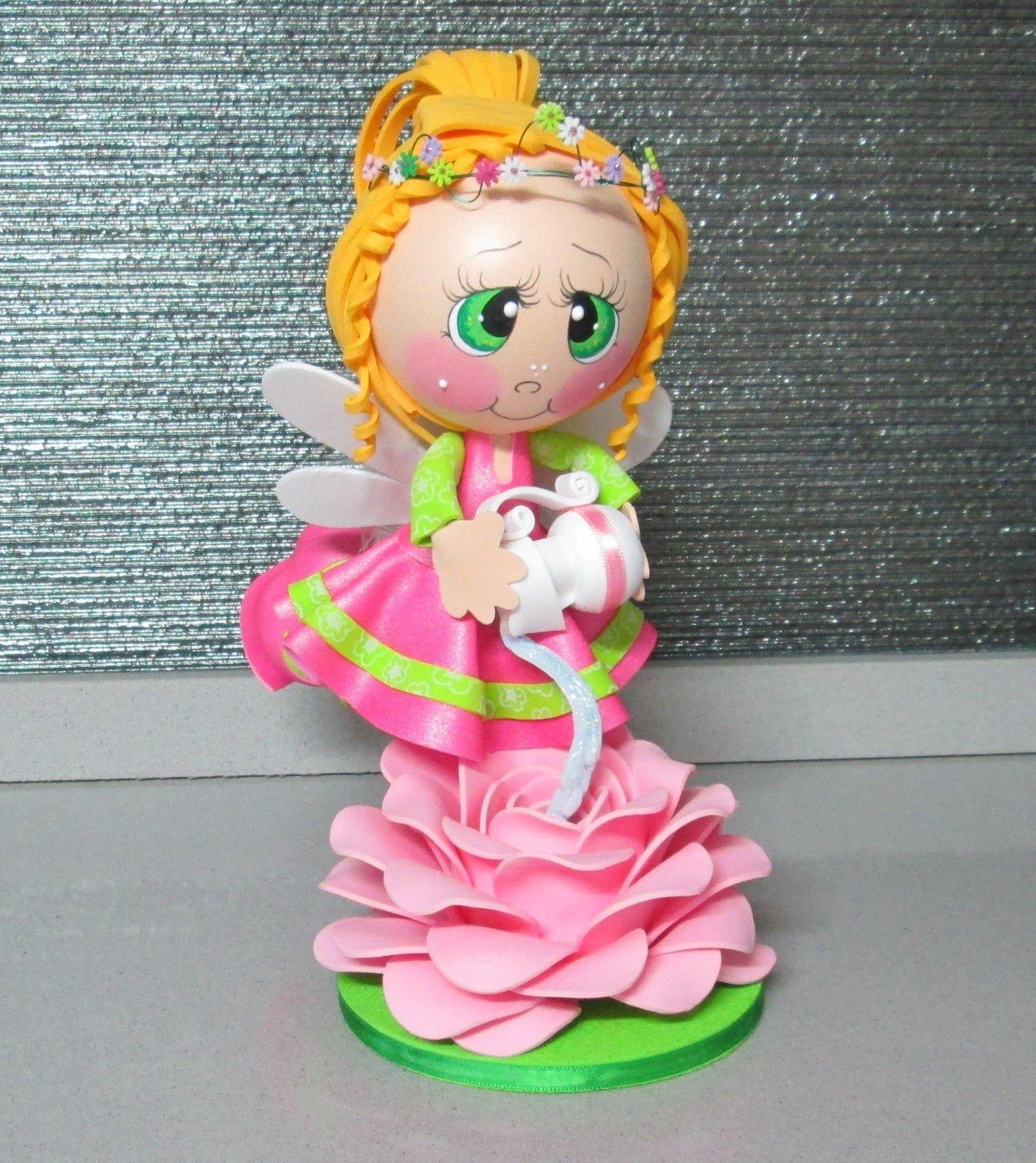 создавалась участием кукла из фоамирана пошагово с фото целях