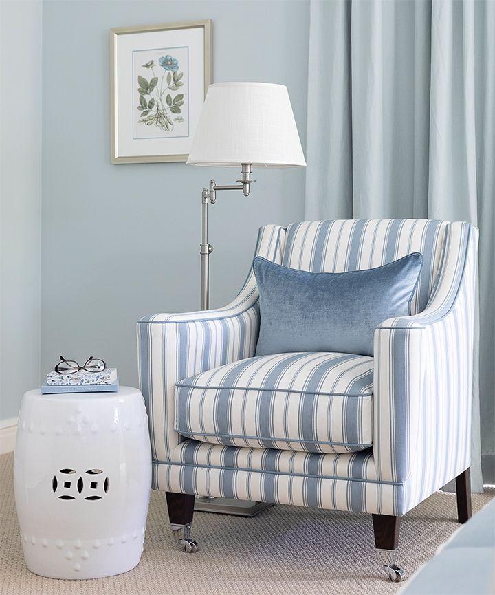 Hamptons Inspired Luxury Home Master Bedroom Robeson: Sunshine Coast Project