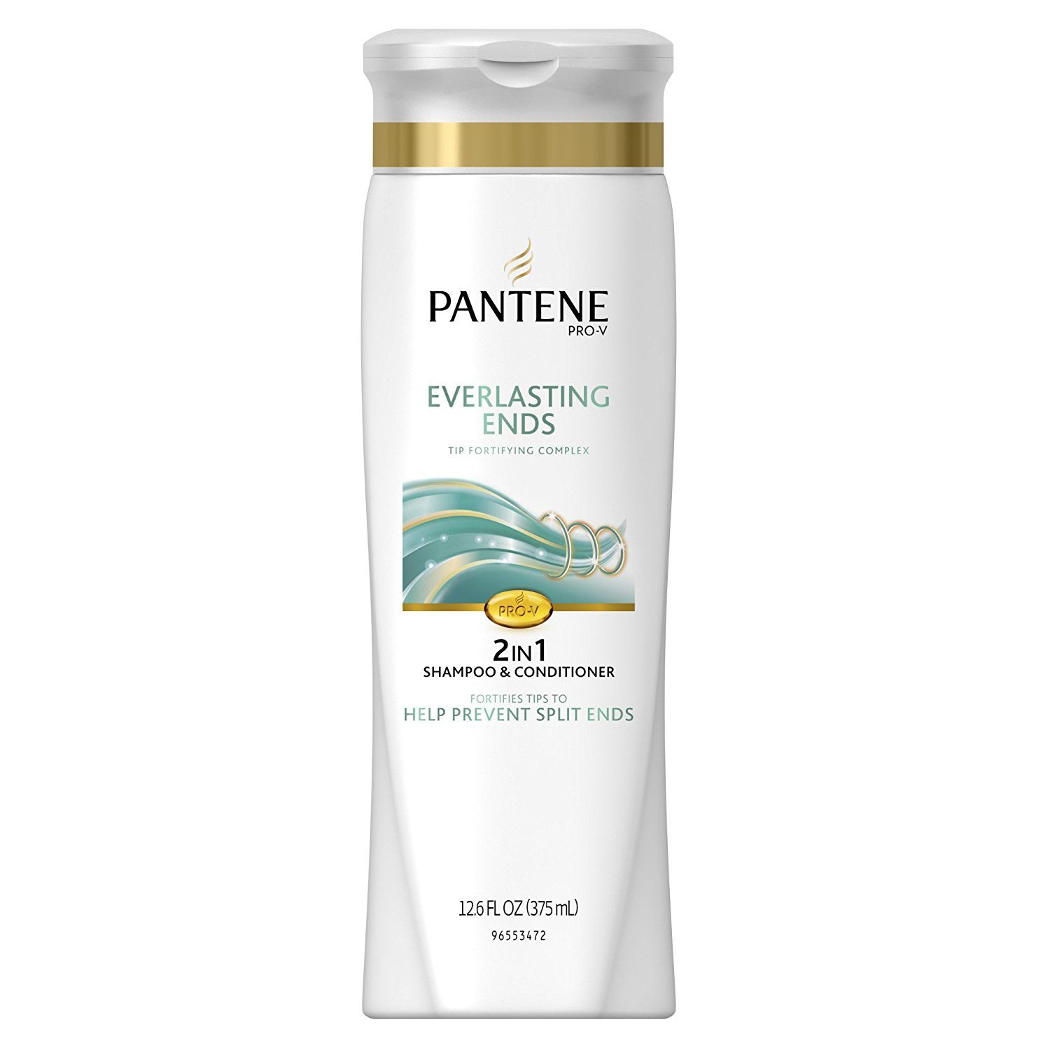 Pantene ProV Everlasting Ends 2 in 1 Shampoo and