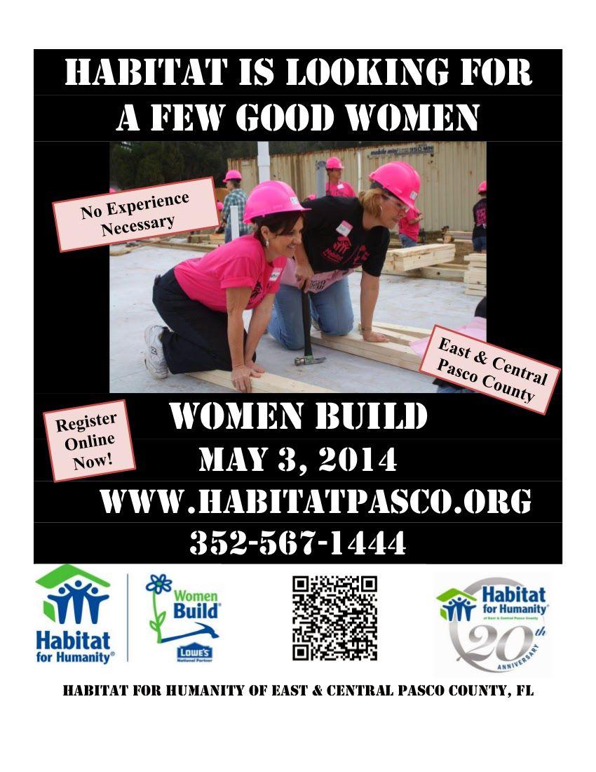 Habitat for HumanityWomen Build2014 Habitat For Humanity