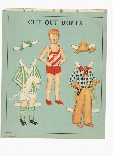 Paper dolls from round the World - Ulla Dahlstedt - Picasa Web Albums