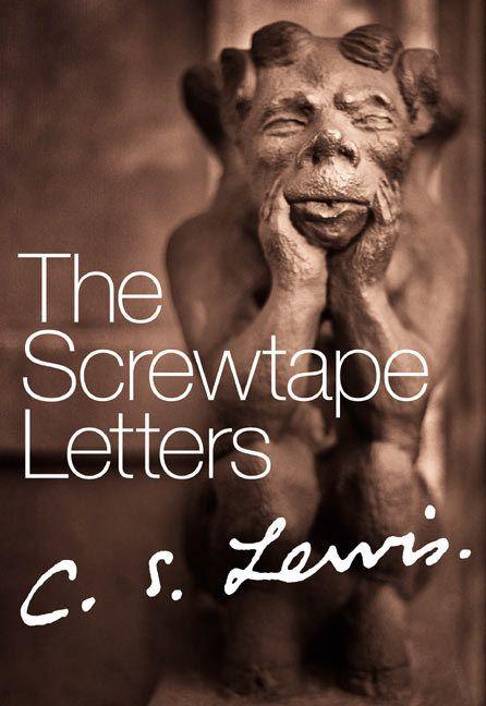 the screwtape letters by: cs lewis   c s lewis   pinterest   cs