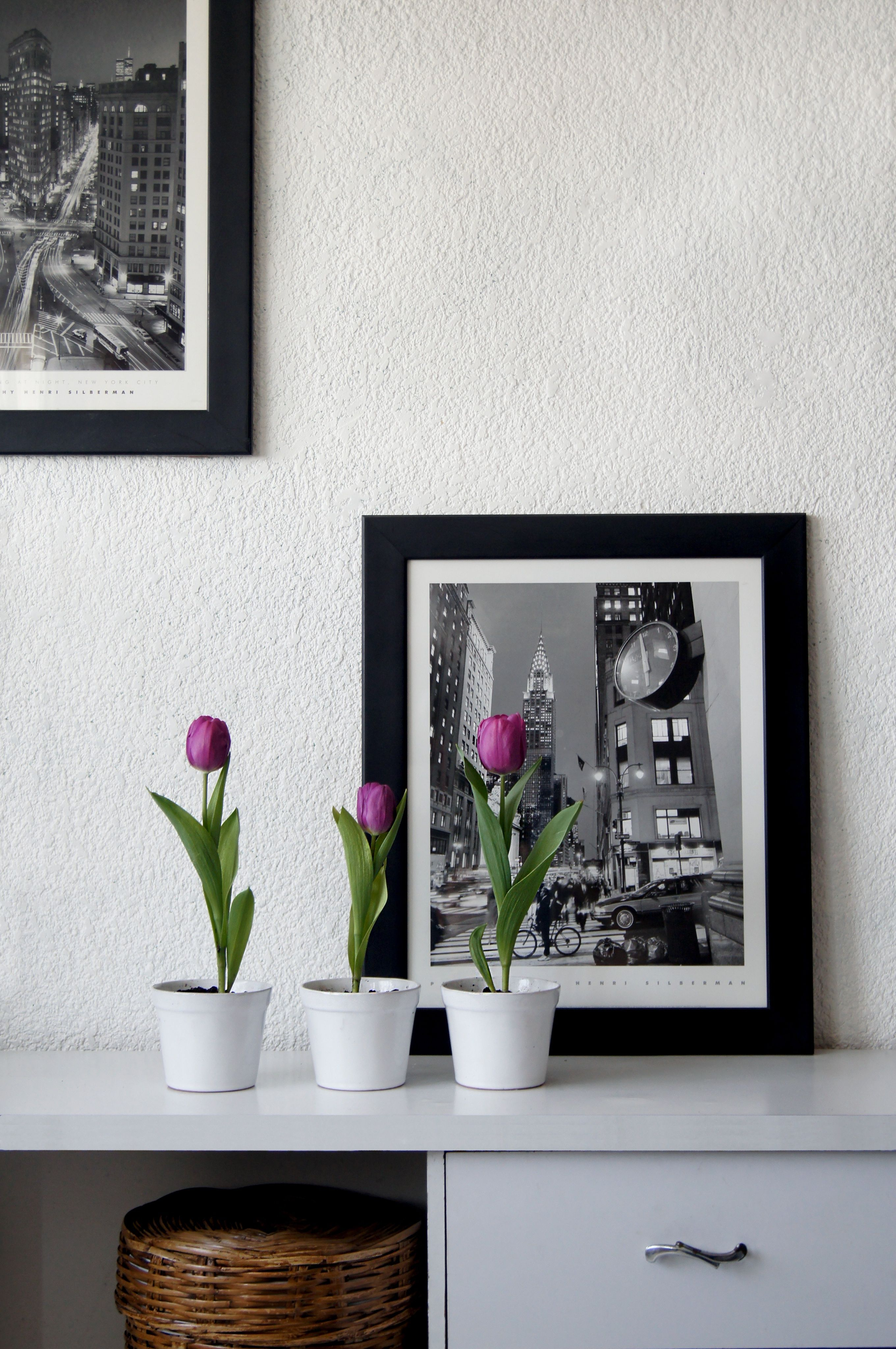 The creation of beauty is art. -Ralph Waldo Emerson- #flower #flowerpower #interiordesign #design #tulips
