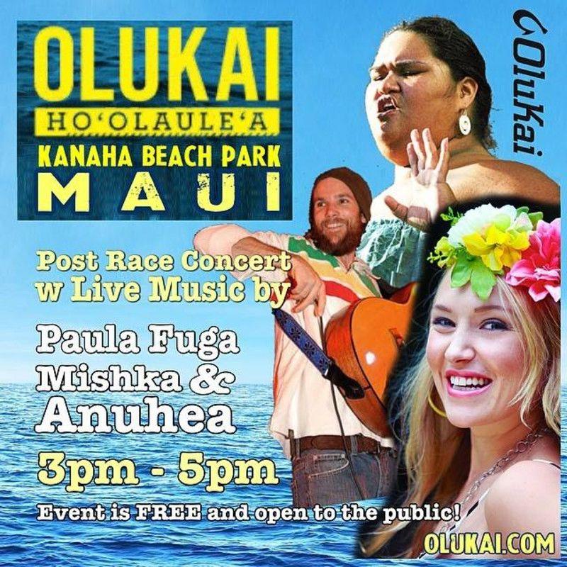 Kahului hi the annual olukai hoolaulea will be taking