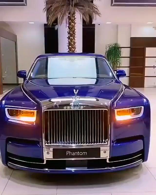 All New Rolls-Royce Phantom 2019 #luxurycars
