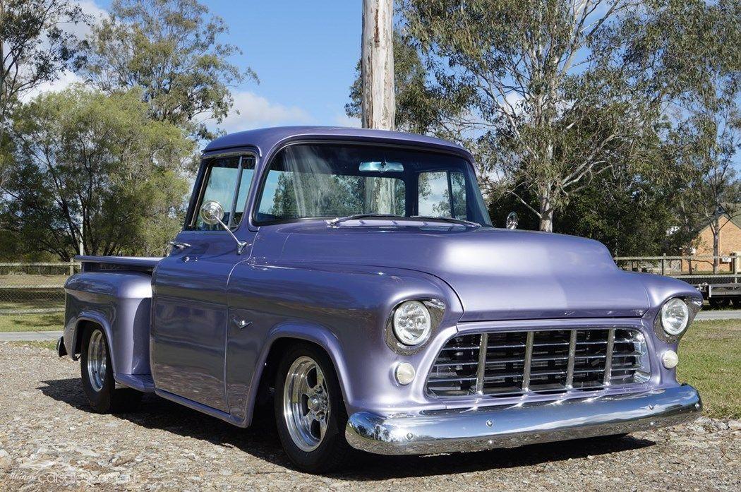 1955 Chevrolet Pickup No Series Automatic Chevrolet Pickup 1955 Chevrolet Chevrolet