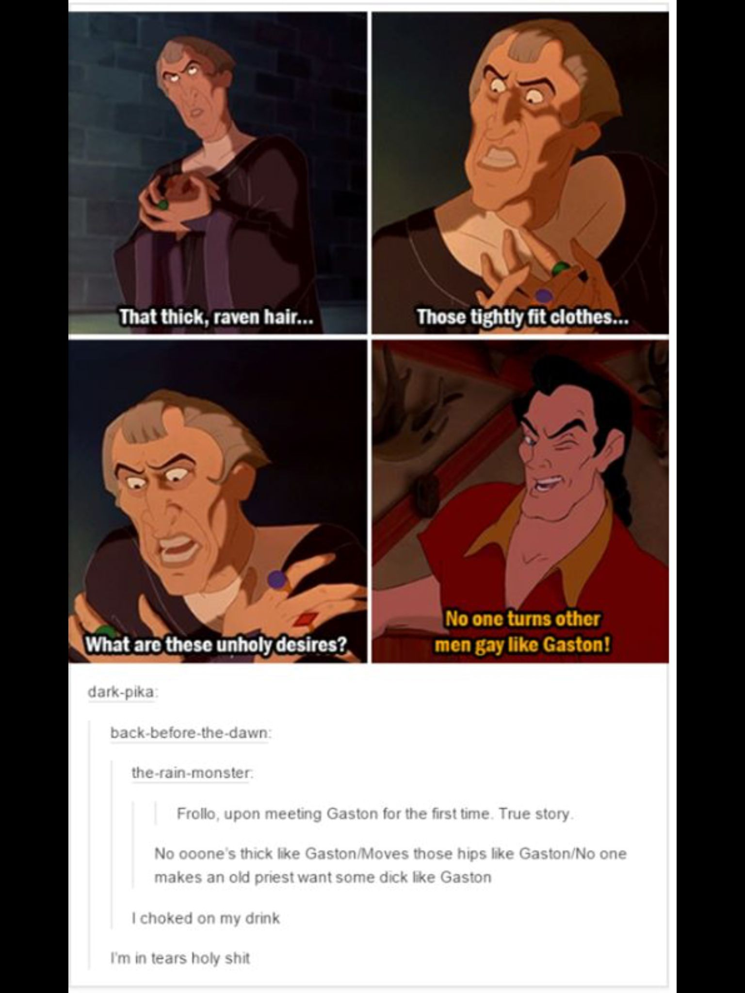 Disney goes gay lyrics