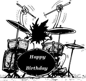 drummer birthday birthday drum solo :)   See this image on Photobucket. | Greetings  drummer birthday