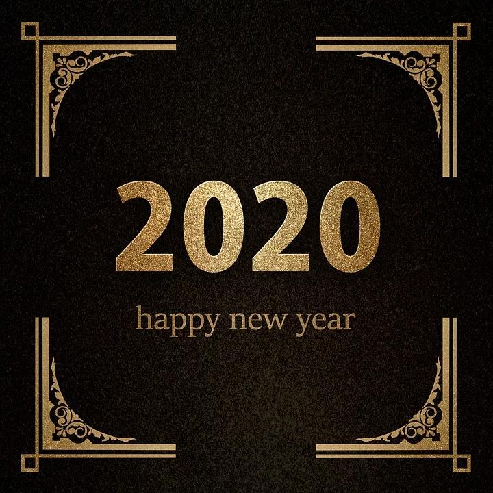Gratis billede på Pixabay - Godt Nytår, Nye År, Nytårsaften