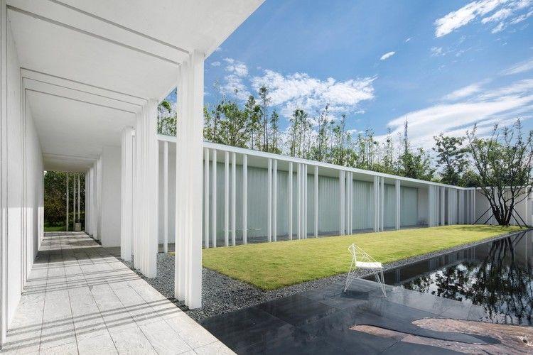 苏州万科大湖公园景观 万物皆恰好 愿有湖山可留白 landau 朗道国际设计 archdaily landscape design lake park suzhou