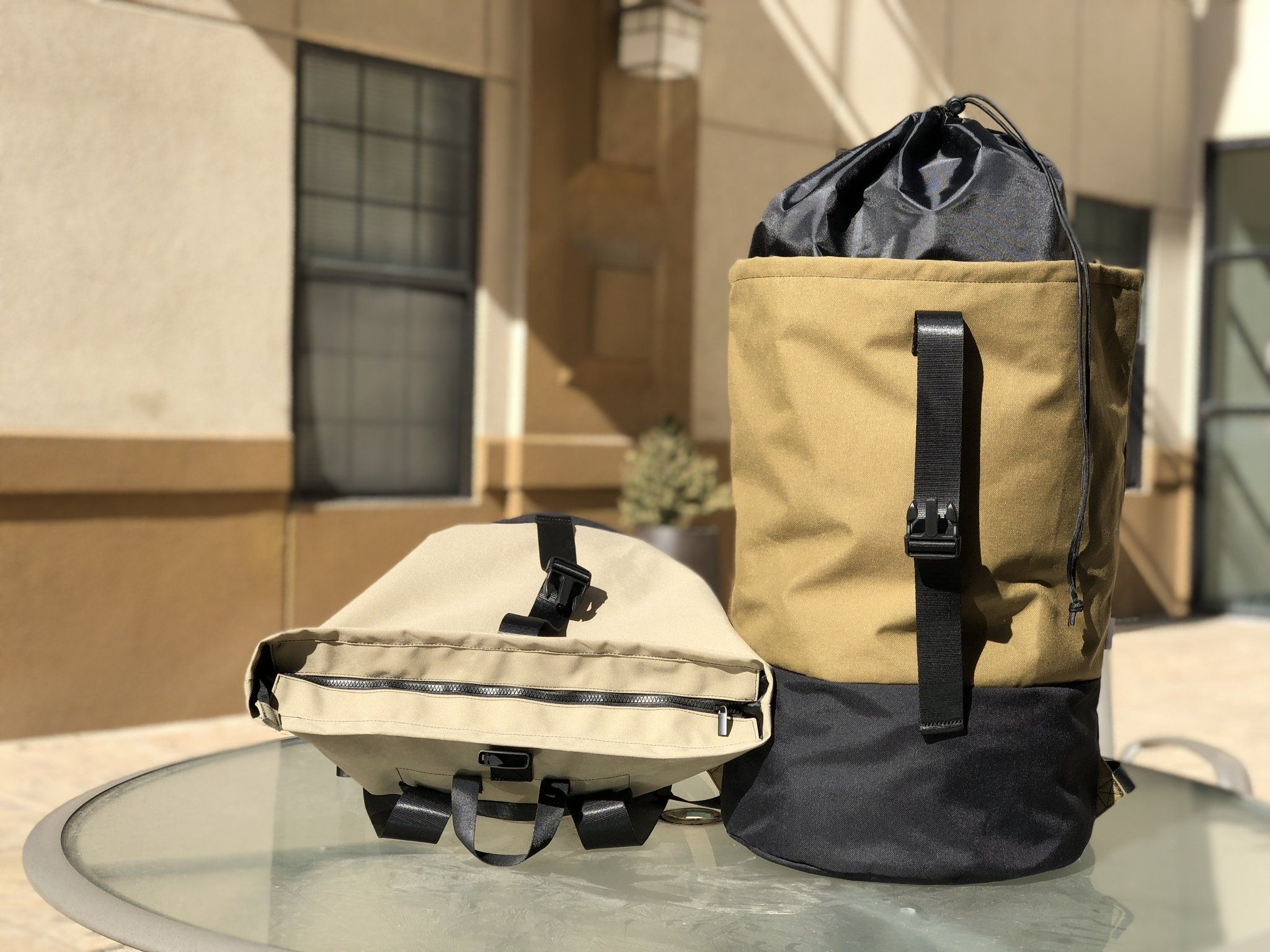 Stramper Bags An All In One Laundry Backpack And Laundry Hamper