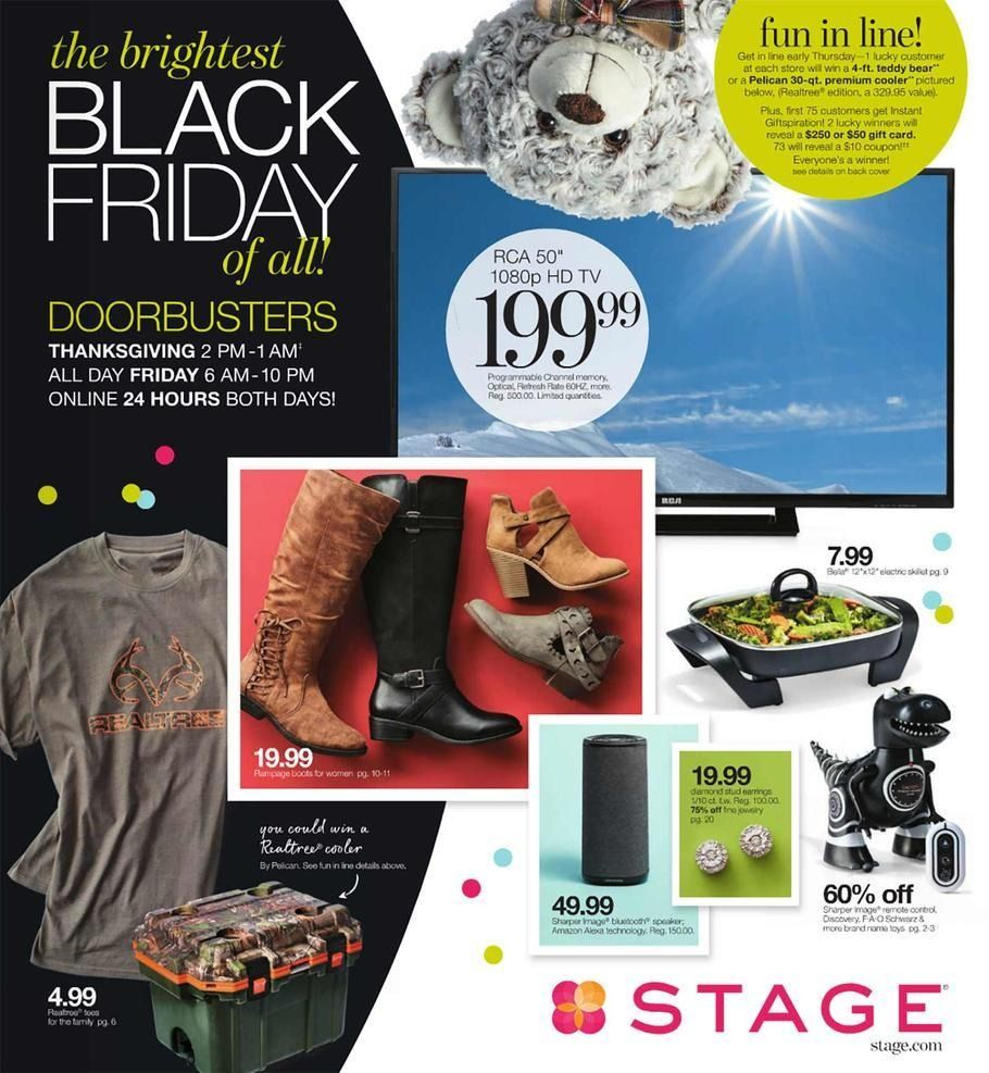 Stage Stores 2019 Black Friday Ad Black Friday Ads Black Friday 2017 Ads Black Friday
