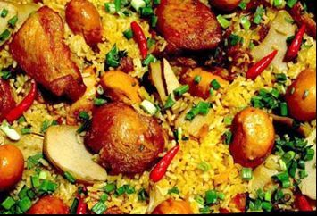 Galinhada » Recipes and Foods from Brazil