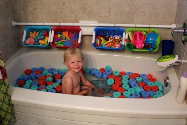Pool Noodle Bath Fun Creative Toys And Pool Noodles