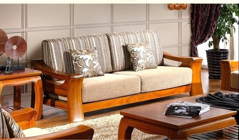 Picture 6 Of 11 Teak Living Room Furniture Sofa Magnificent Modern Wooden Sofa Sets Teak Living Room Fur Wooden Sofa Designs Wooden Sofa Set Sofa Set Designs