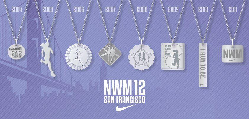 2335a9f37 Nike Women's Marathon Tiffany