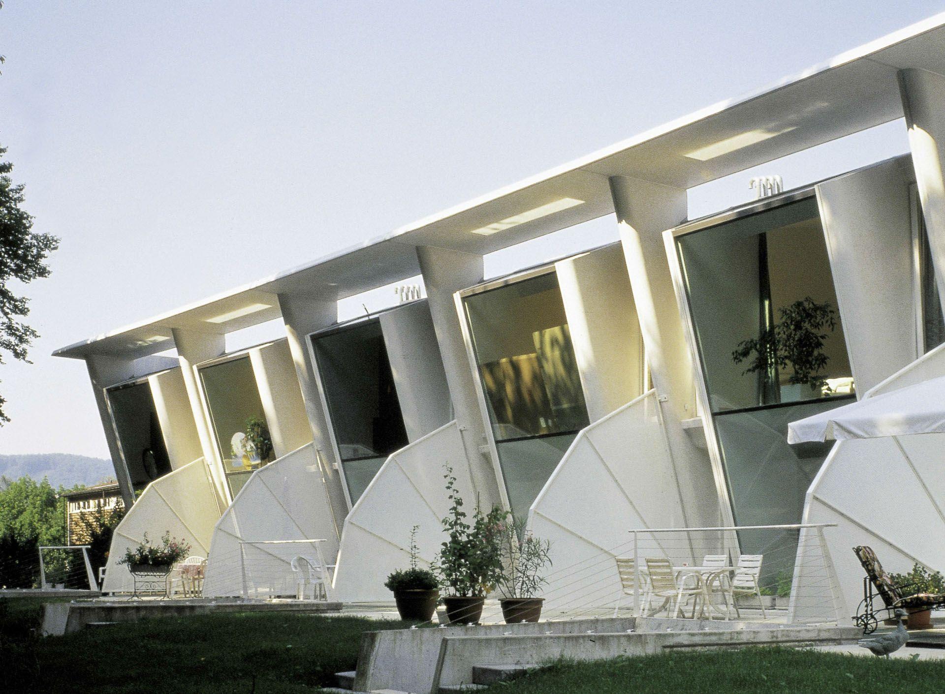 Buchen Housing Estate / Würenlingen (Gallery) - Santiago Calatrava – Architects & Engineers