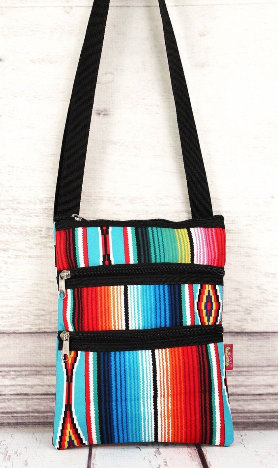 Southwest Serape Crossbody Bag ~ NGIL