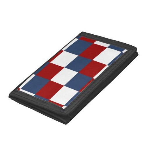 American Flag Colors Wallet......  This design features a American flag color theme. Show your pride of the United States of America with this wallet. http://www.zazzle.com/american_flag_colors-256215801533271938?rf=238631258595245556