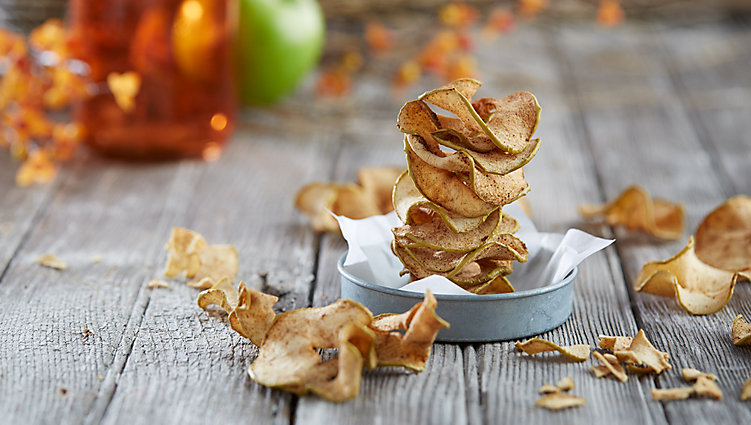 Apple Chips — Recipes — in 2020 Recipes, Apple
