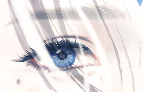 Anime Eyes Sticker Anime Eyes Anime Eye Stickers