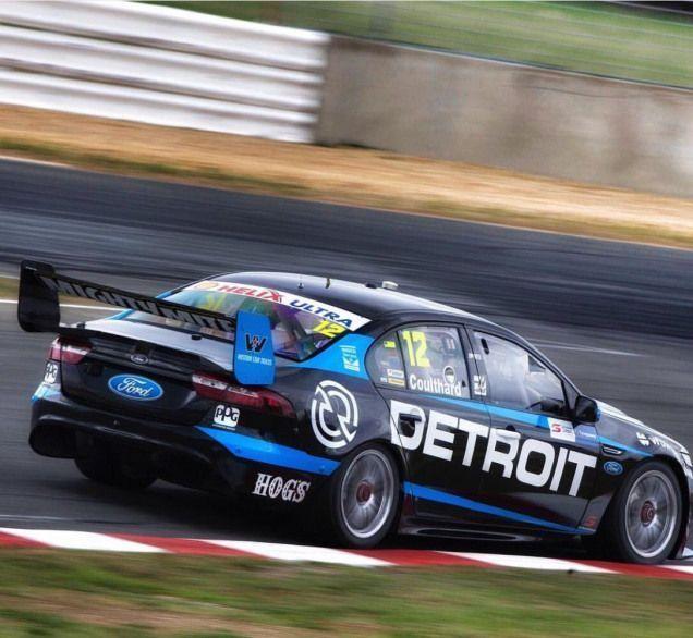 Plains 2016 Race 4  SupercarsSupercars