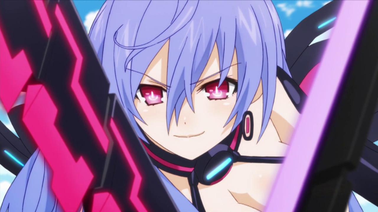 Iris Heart Hyperdimension Neptunia Manga Cosplay Anime Japanese Cartoon