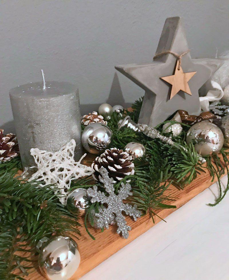 xmas deko weihnachten deko weihnachten beton. Black Bedroom Furniture Sets. Home Design Ideas