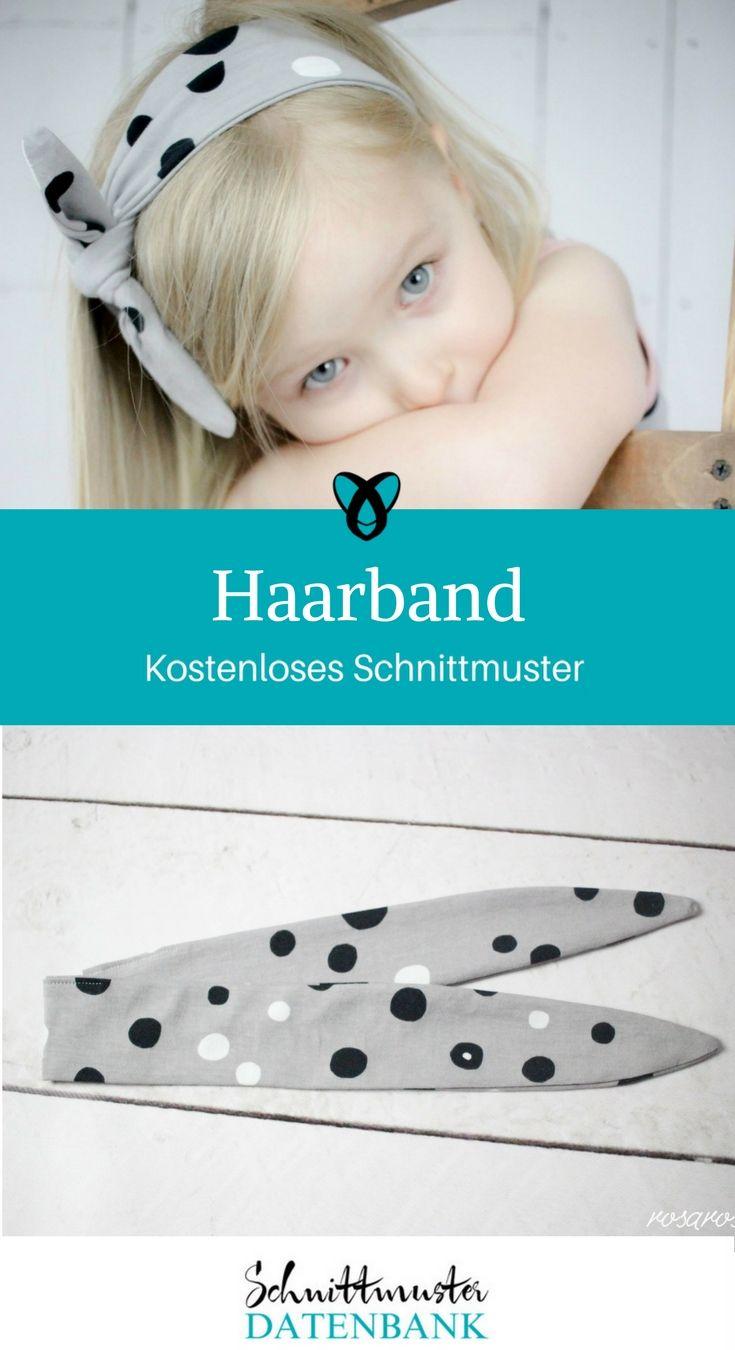 Haarband für Mädchen Noch keine Bewertung. | Pinterest | Babies ...