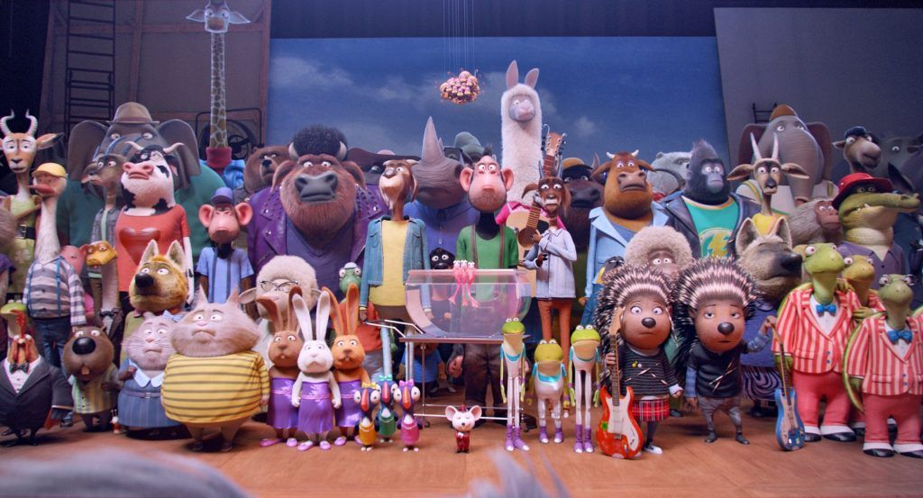 Watch a new trailer for Sing