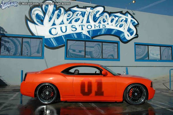 Dodge Charger Coupe Modified By West Coast Customs From A Four