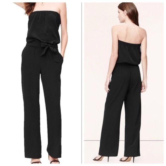 058a94eea59f Ann Taylor LOFT jumpsuit This is the perfect jumpsuit! Has a sash that ties  around the waist LOFT Pants Jumpsuits   Rompers