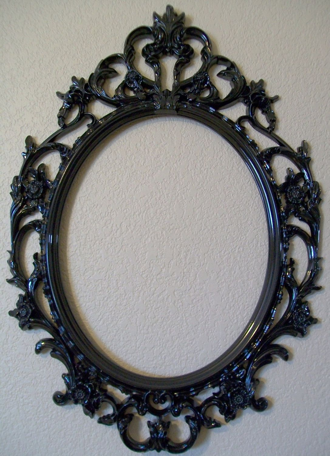 Large Black Ornate Frame Ornate Frame Blog Design Inspiration Framed Tattoo