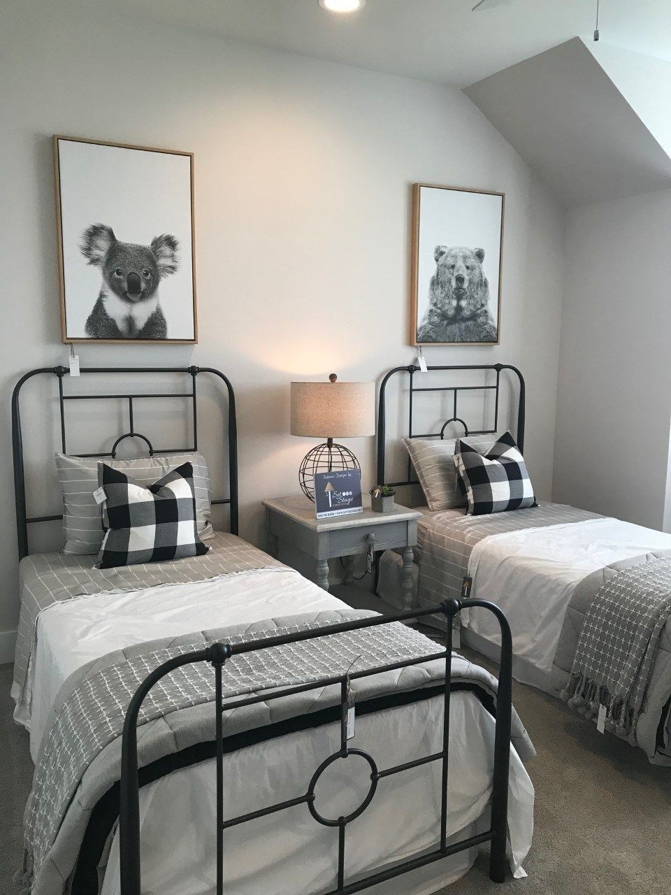 41 Classy Bedrooms Twin Beds Ideas For Small Rooms   Ever ...