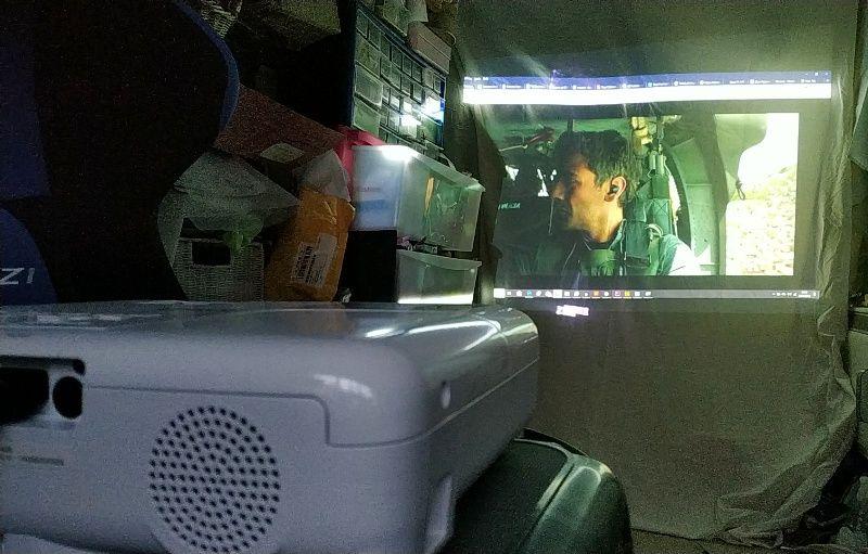 Epson Eb W05 3300 Lumen Wxga Projector Tv Display Digital Light Epson
