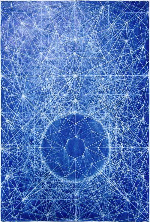 anthropologyyy: Devin Powers / Sacred Geometry <3