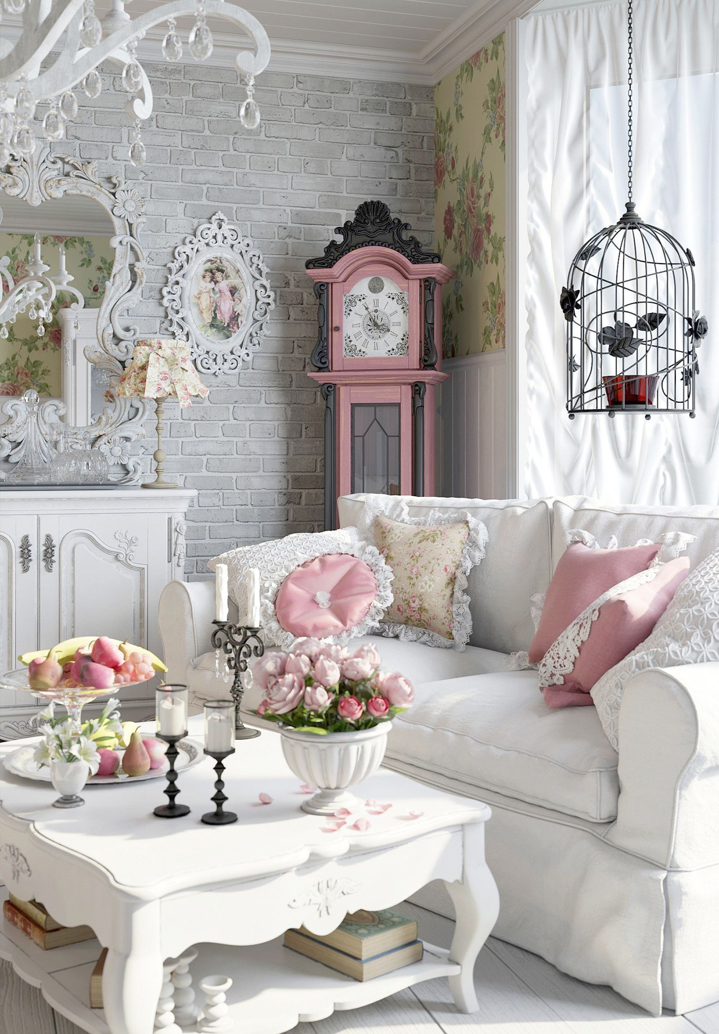 shops vintage and Shabby cottage and