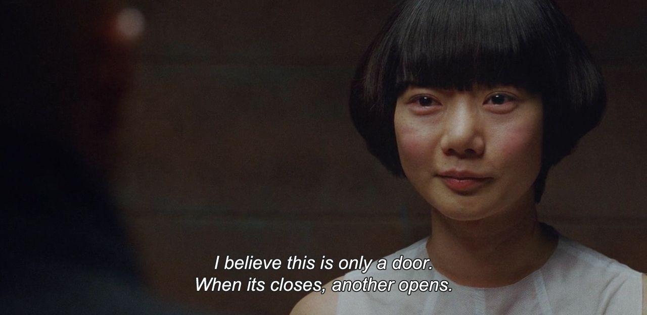Cloud Atlas (2012) - Death is only a door.