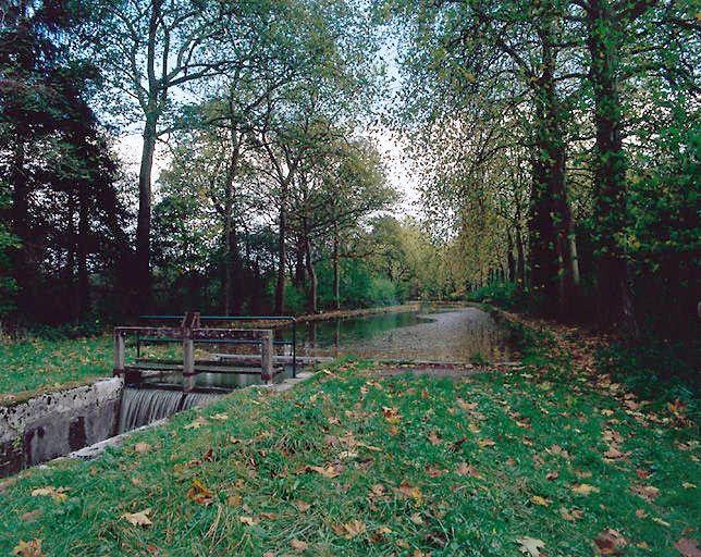 Canal de la Saudre