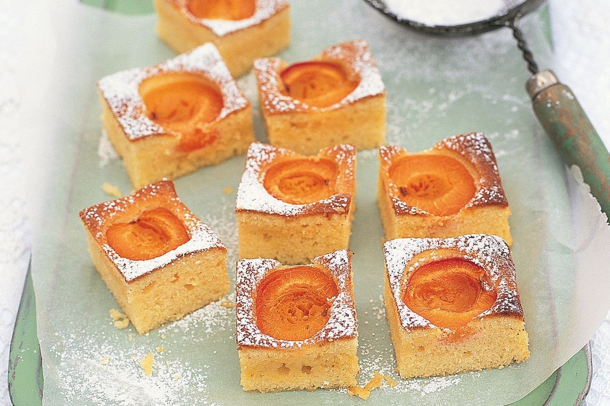 Viennese Apricot Cake Recipe In 2020 Apricot Cake Summer Baking How To Make Cake