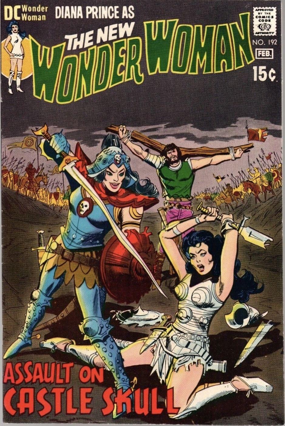 Comics In My Attic Wonder Woman Comic Vintage Comic Books American Comics