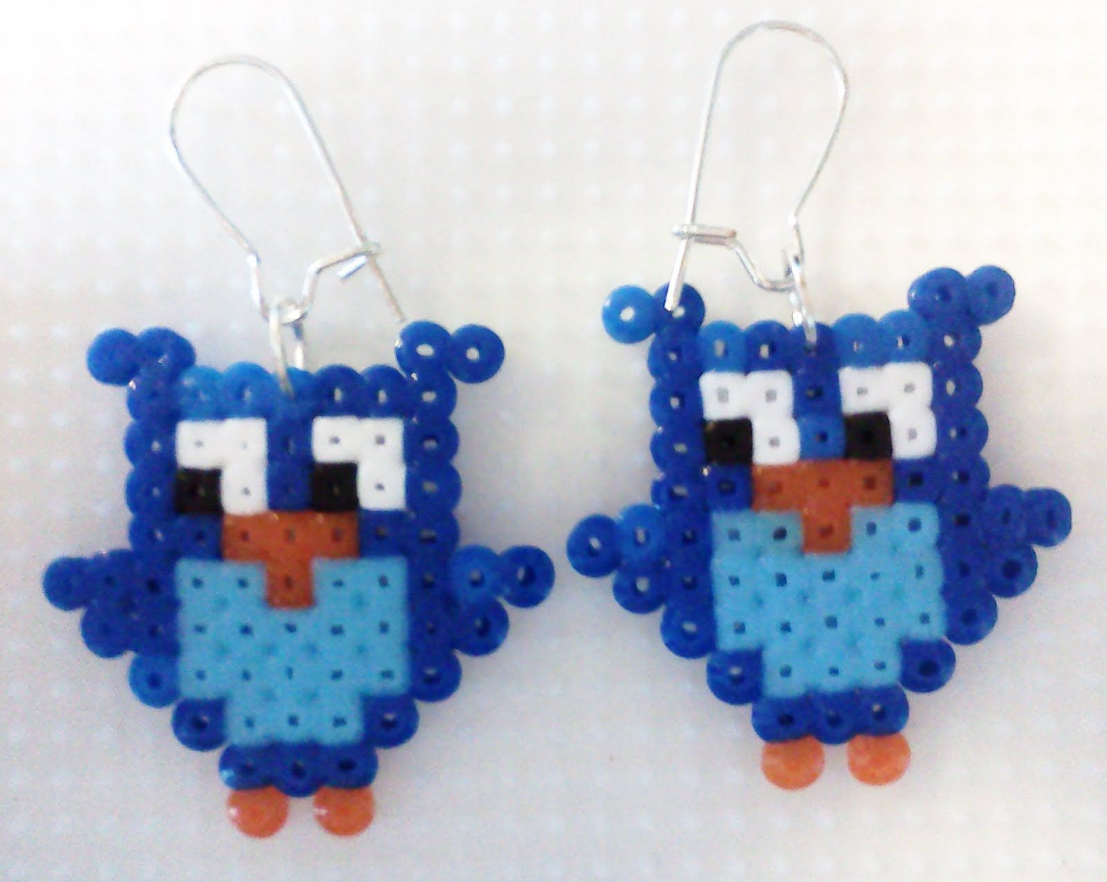 owls mini hama beads diy enfants pinterest hama perles hama et perles. Black Bedroom Furniture Sets. Home Design Ideas